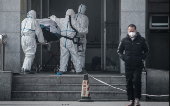 Coronavirus death toll leaps to 1,310 in China's Hubei province