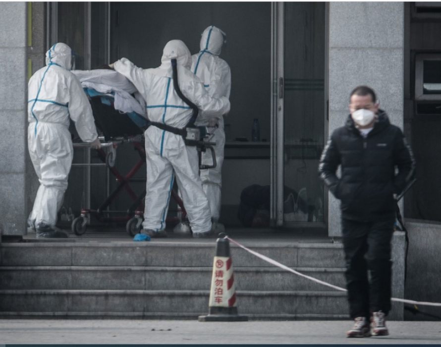 China reports big rise in coronavirus deaths, WHO sees no 'tip of iceberg'