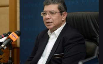 Saifuddin to attend OIC emergency meeting on new Palestine-Israel deal by US
