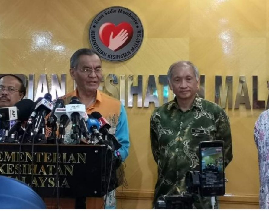 Dzulkefly: Two more COVID-19 patients cured and discharged