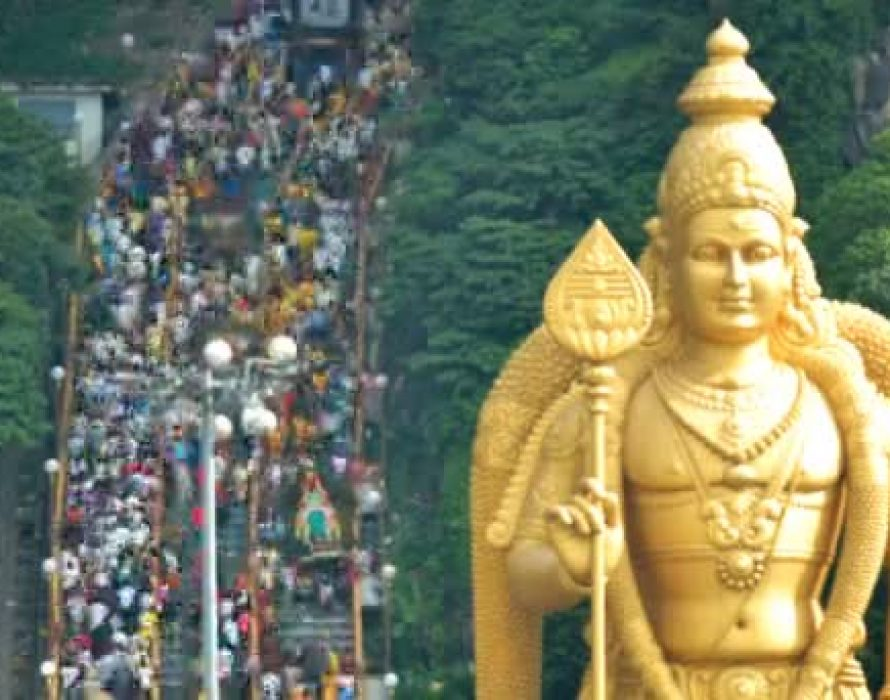 Road closures for Thaipusam in Gombak