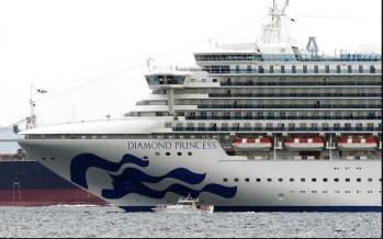 Americans disembark from virus-hit cruise