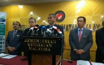 Dzulkefly: Antiviral drug only used on coronavirus patients with pneumonia