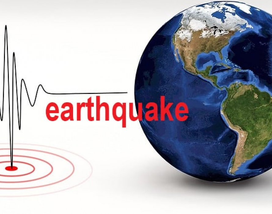 Strong earthquake strikes Sulawesi in Indonesia