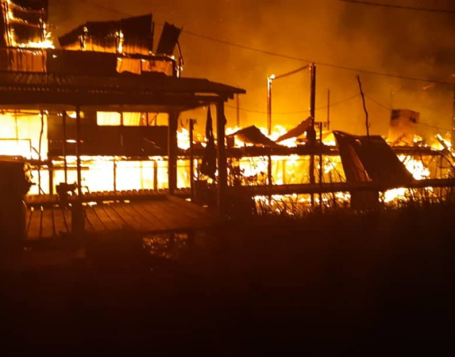 Melaka loses more than RM65 million due to fire this year