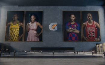 """Gatorade® Unveils """"GOAT CAMP"""": Where Athletes Go To Become Greats"""
