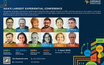 Global Innovators Converge for Asia's Largest Experiential Conference in Bangkok