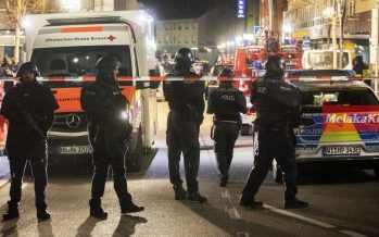 Hanau attack: Suspected perpetrator found dead at home, 1 more body found