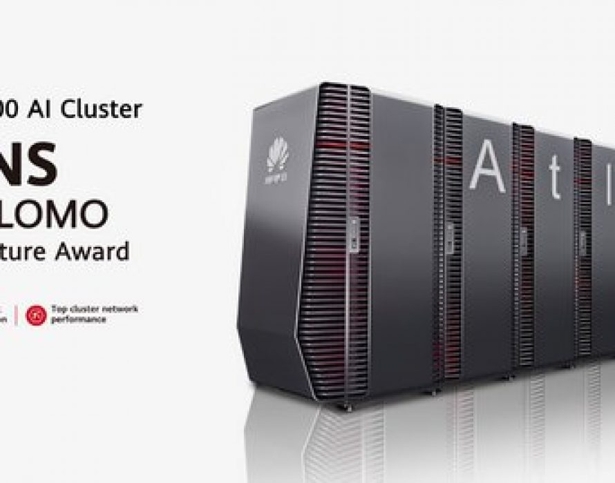 Huawei Atlas 900 AI Cluster Wins the GSMA GLOMO Tech of the Future Award