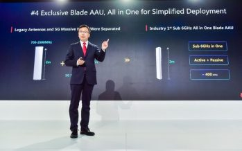 Huawei Unveils 10 Key Enablers for Accelerating Global Commercial Adoption of 5G