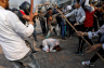 India's protest pit Hindus against Muslims