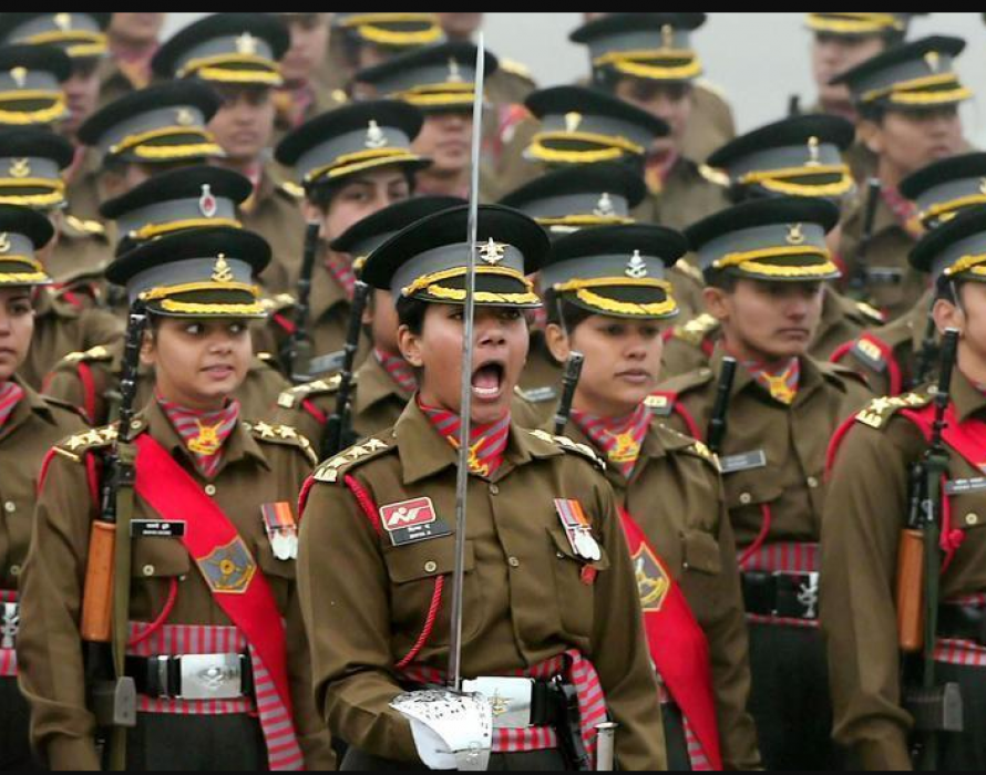 India's top court orders equal roles for women in army