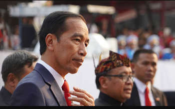 Jokowi orders permanent solution to forest fires