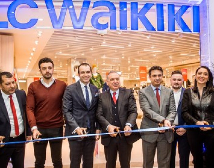 LC Waikiki Aims to Become One of the Three Most Successful Fashion Retail Brands of Europe by 2023