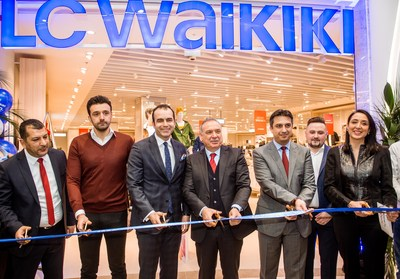 LC Waikiki's 1000th Store Opening in Kyiv.