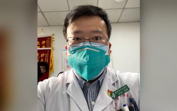Chinese doctor who raised early alarm over coronavirus dies