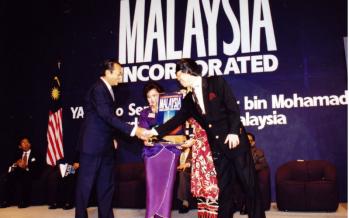 Tan Sri Lim Kok Wing: Shaping Malaysia's corporate identity