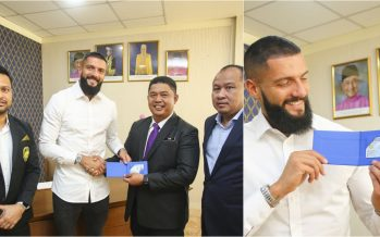 JDT midfielder Liridon now a Malaysian citizen