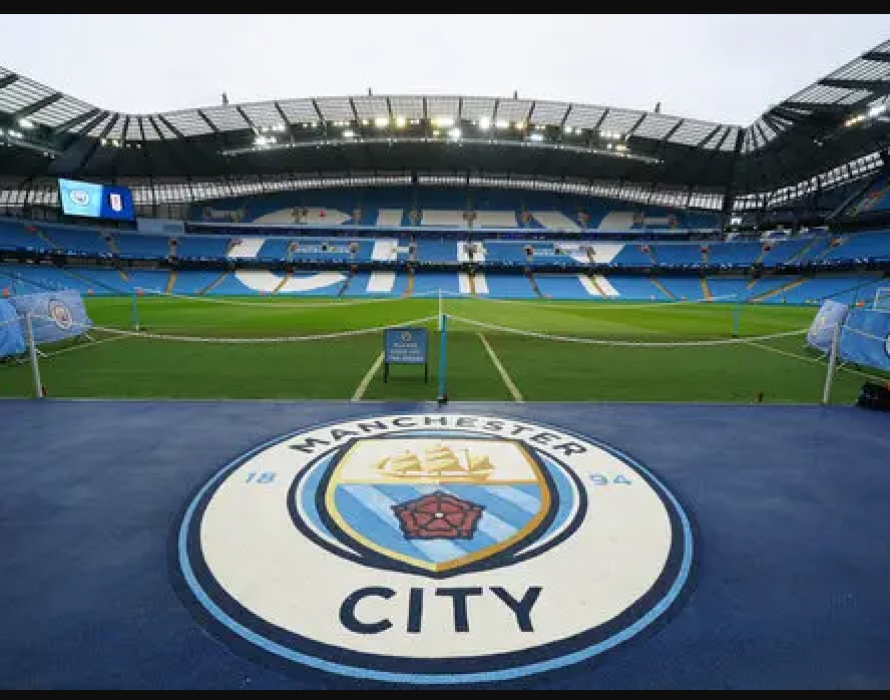 Man City banned from European competition for two seasons by UEFA