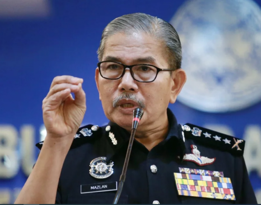 Four men nabbed, drugs worth RM1.3 mln seized