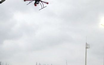 MMC's drones used in the battle against the new coronavirus outbreak