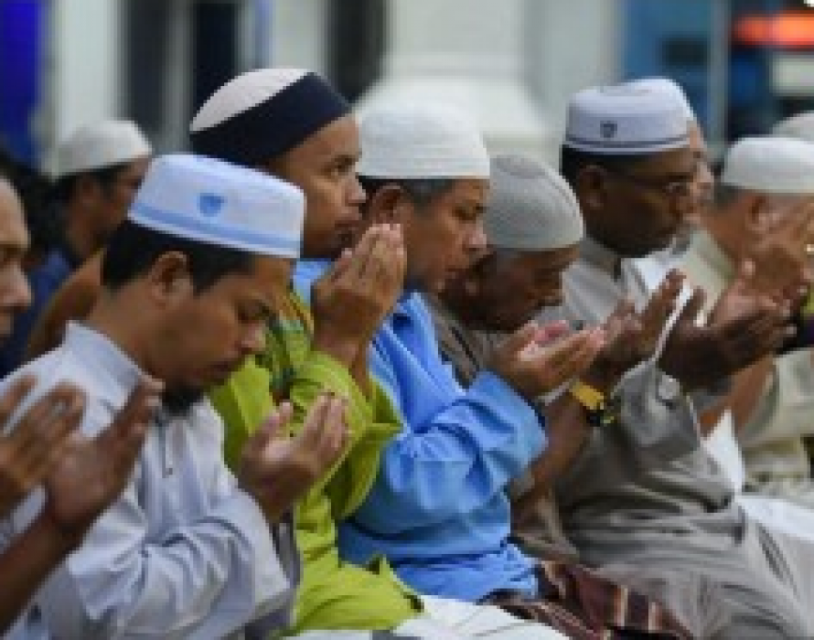 JAIS: Friday prayers only allowed in green zones
