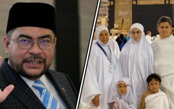 Mujahid meets MCMC over Nur Sajad controversy, mum on action