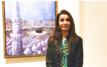Using art to feature centuries of Hajj pilgrimage