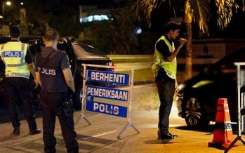 Police monitoring situation following latest political developments