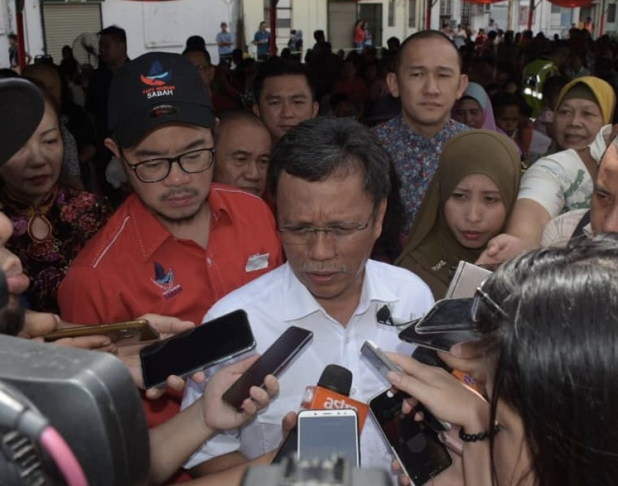 Mixed reactions over dissolution of Sabah State Assembly