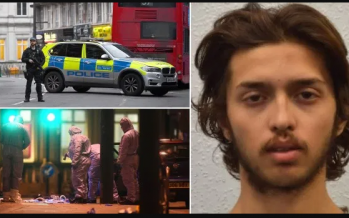 Man shot dead by UK police wanted girlfriend to behead her parents