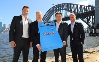 Sydney FC Renew AETOS Partnerships for Third Consecutive AFC Champions League Campaign