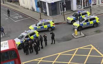 UK: Man shot dead by police after terrorism linked attack