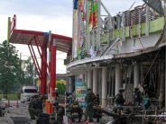 10 including three children hurt in Songkhla bombing
