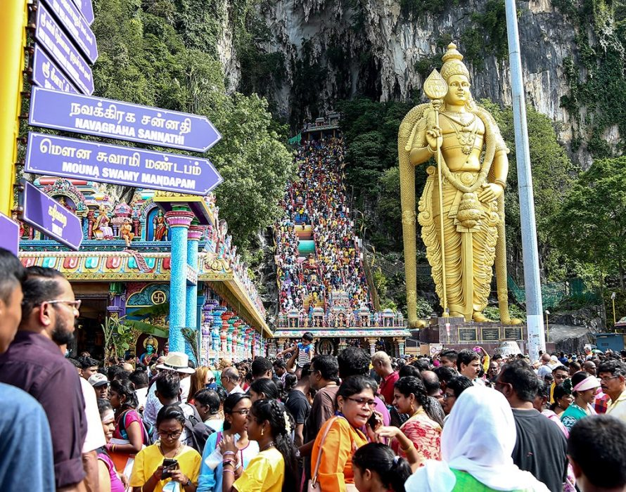 Thaipusam: Chariot to travel to Batu Caves and back minus procession, reiterates Annuar