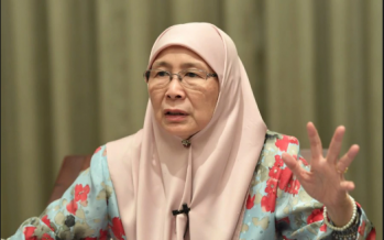 Wan Azizah: Don't take unity and peace for granted.