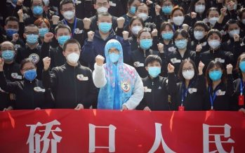 China reports smaller number of new daily coronavirus cases