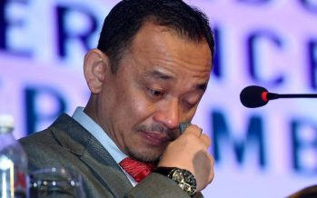 Maszlee: Heavy hearted to sit along with the corrupt