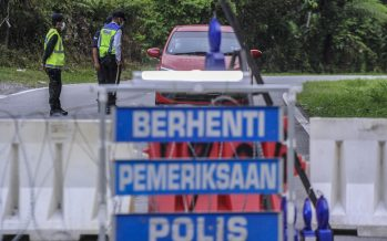 MCO: Selangor cops to increase road closures in stages
