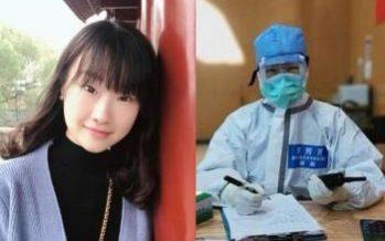 Nurse requests China govt for a boyfriend as a reward for fighting Coronavirus