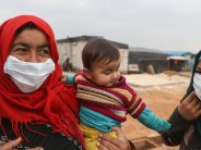 Syria reports first coronavirus death as fears grow of major outbreak