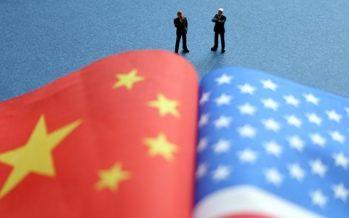 U.S. 'China-bashers' seek to gain from China's coronavirus woes