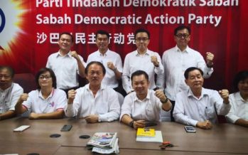 No discussion among Sabah party leaders on new federal ruling coalition