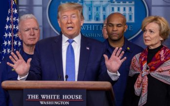 Trump drops idea of New York lockdown as U.S. death count crosses 2,000