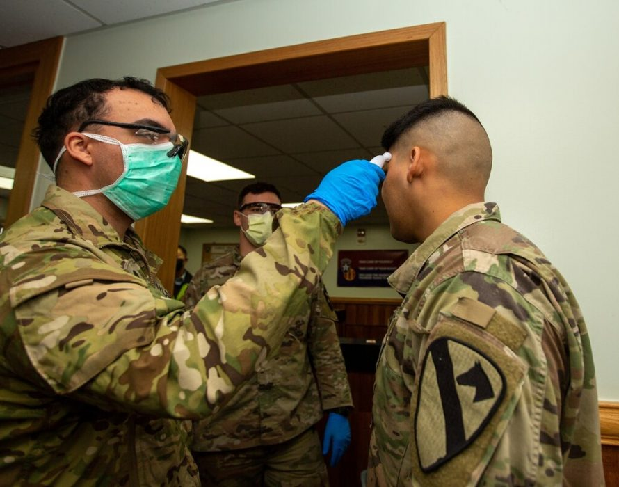 First U.S. military service member dies from coronavirus
