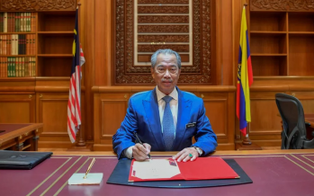 Muhyiddin to announce new Cabinet later today