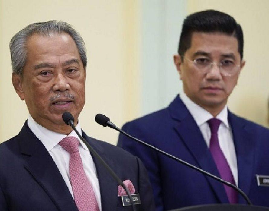 Muhyiddin announces economic stimulus package worth RM250b