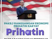 Pakej Rangsangan Prihatin – On the right track! A three faceted crisis