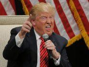 "Trump: Saudi Arabia, Russia ""both went crazy"" on oil issue"