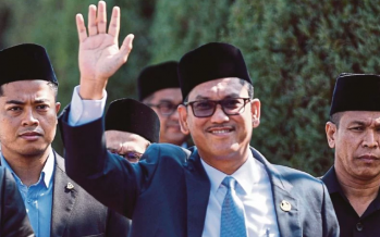 Ahmad Faizal reappointed as Perak MB